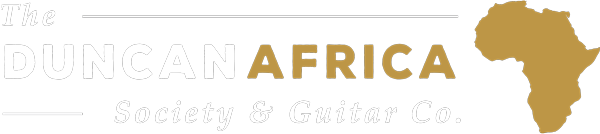 The Duncan Africa Society & Guitar Co.